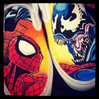 Kids Customs Archives - Paint Or Thread: Custom Sneakers ...