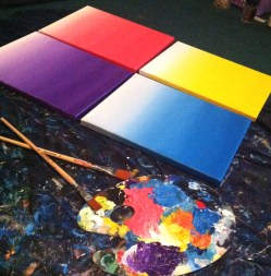 Small Of Abstract Painting Ideas