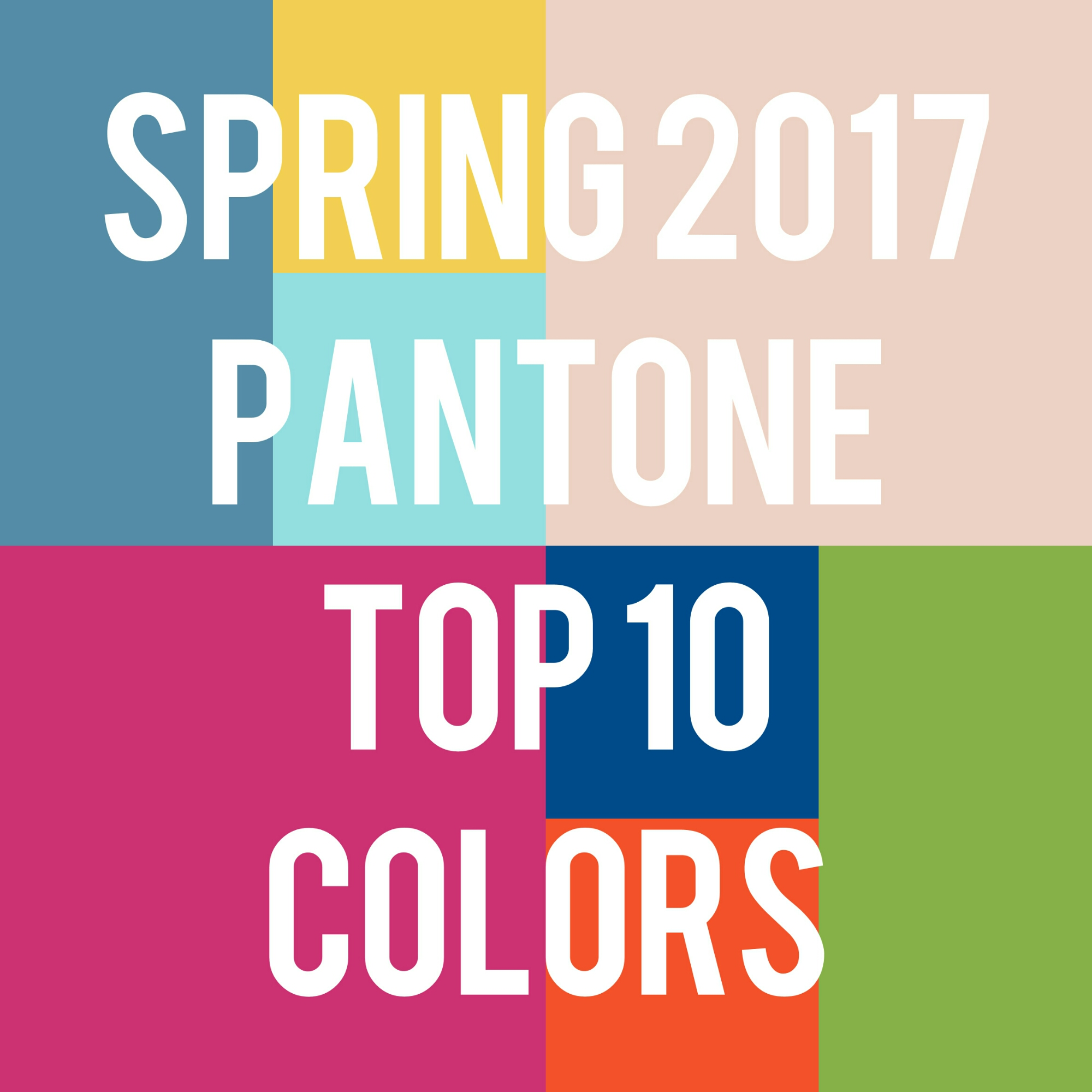 Pantone 2017 The Usage Of Colors In The Life Of Designers The Pantone Color