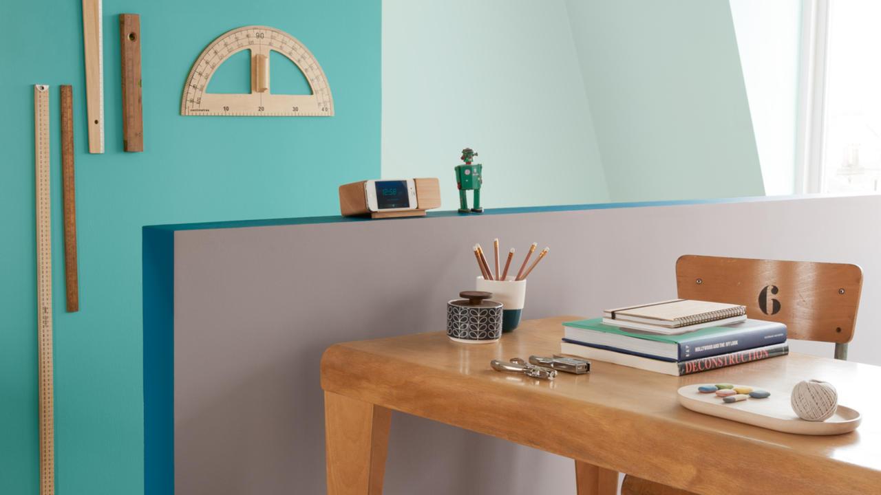 Peinture bureau moderne idées de maison décoration bureau moderne