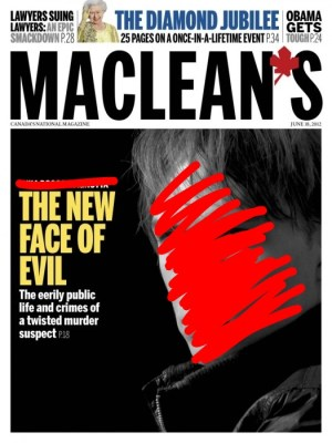Maclean's cover, June18, 2012