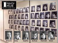 Inquiry Hub Students Present in a Webinar