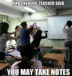 Teacher-Said-Take-Notes