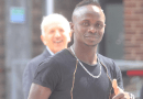 PHOTO: Sadio Mane Snapped Outside Merseyside Hospital After Successful Medical