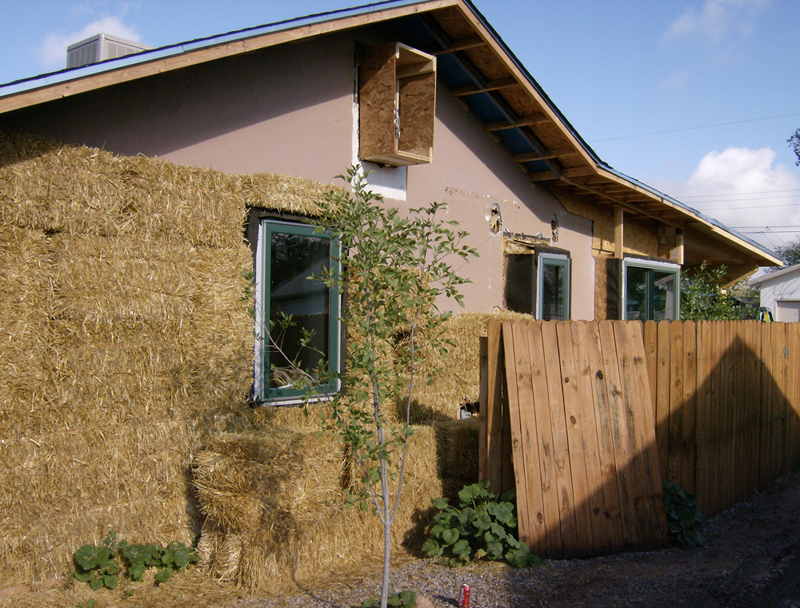 Strohhaus Kosten Retrofit | House Wrapped In Straw