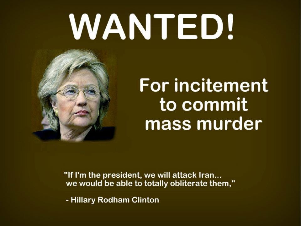 hillary-clinton-mother-of-mass-murder-along-with-condaleeza-rice