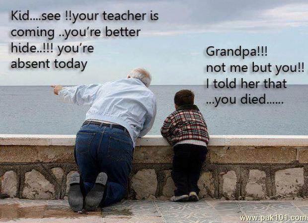 Baby Girl Wallpapers With Quotes Funny Picture Grandpa Pak101 Com