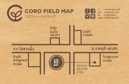 Coro Field Map
