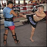 Muay Thai Boxing Camp in Thailand