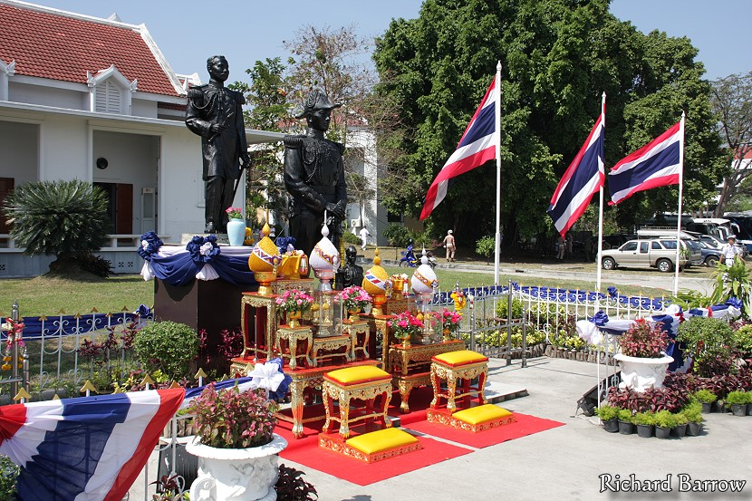 Royal Thai Navy Academy in Samut Prakan