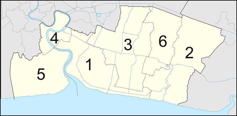 Administrative divisions