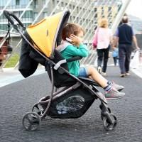 Descubriendo la ciudad con el nuevo Babyhome Vida + SORTEO