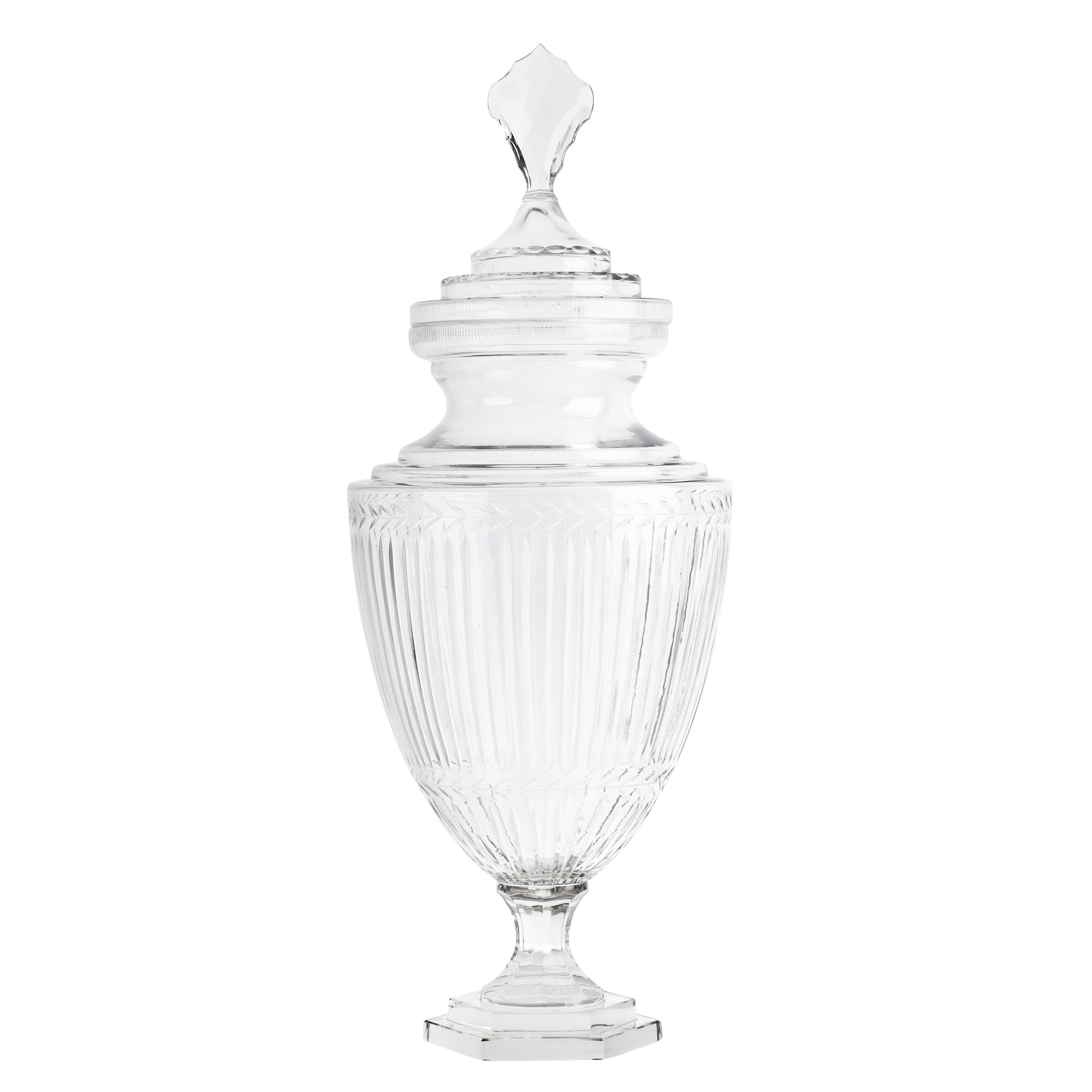 Vase Hoch Vase With Top