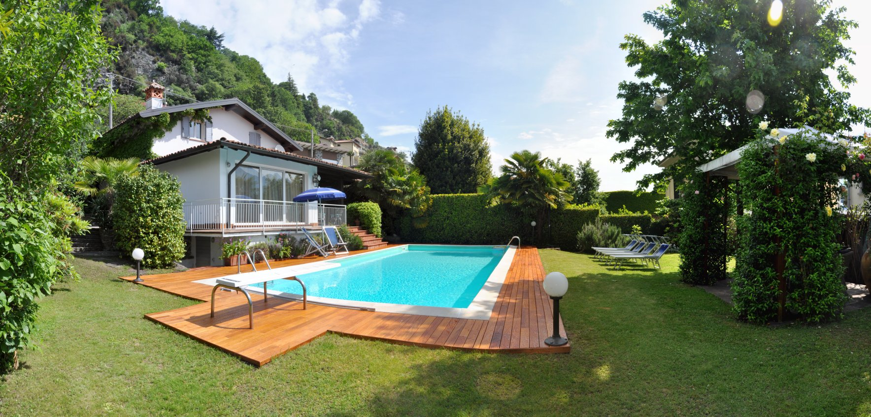 Ferienwohnung Mit Pool Comer See Vacation Villa With Private Swimming Pool On Lake Como