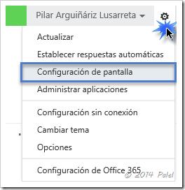 OWA - Pantalla - Palel.es