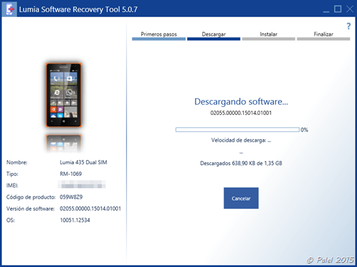 Software Recovery Tool - palel.es