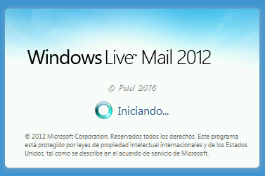 Windows Live Mail 2012