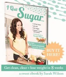 I Quit Sugar Ebook