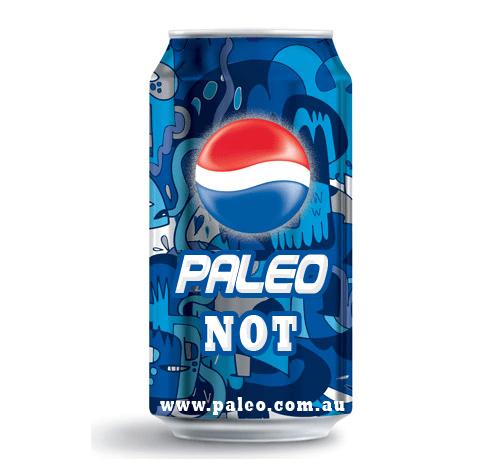 Paleo Citrus Syrup for Soft Drinks