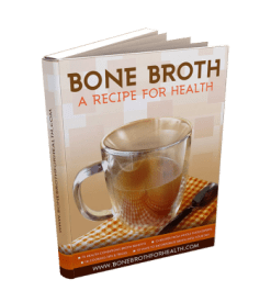 Bone Broth Recipe Book Chicken Beef Stock