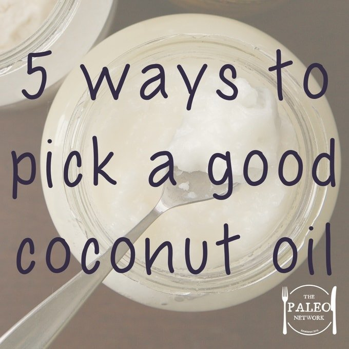 5 ways to pick a good coconut oil-min