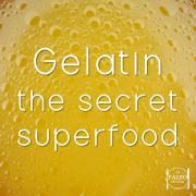 Gelatin – The Secret Superfood bone broth paleo primal nutrition healthy-min