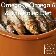 Paleo Primal Fatty Acids Omega 3 Omega 6 Ratio fish-min
