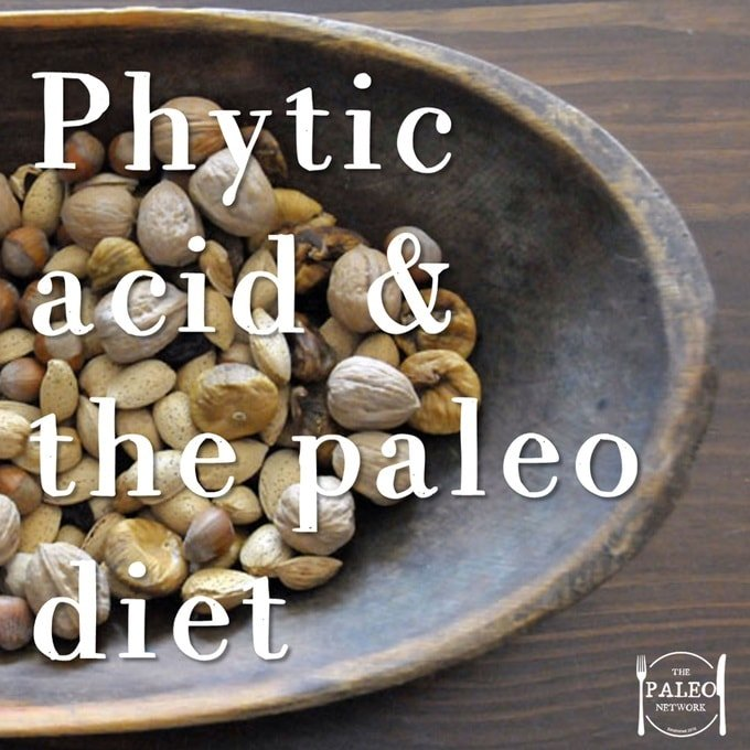 Phytic Acid & The Paleo Diet nuts soaking-min
