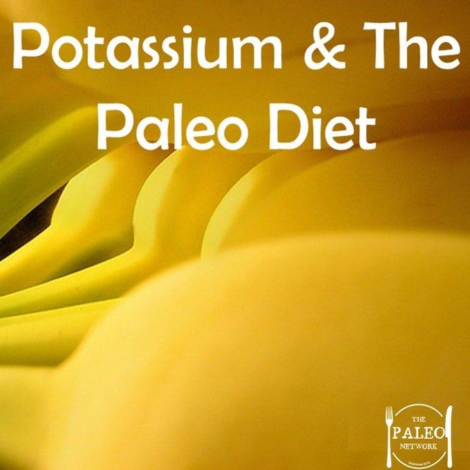 The Paleo Diet Potassium Deficiency-min