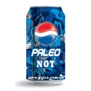 What's so bad about soft drinks fizzy coke paleo not healthy-min