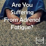 Are you suffering from Adrenal fatigue signs symptoms what is paleo diet-min