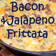 Paleo Network Recipe Bacon Jalapeno Fritta Breakfast-min