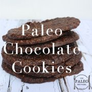 Recipe paleo chocolate cookies biscuits dehydrator-min