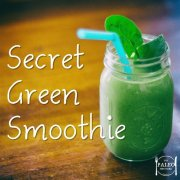 Secret Green Smoothie vitamin c paleo diet recipe primal juice juicing-min