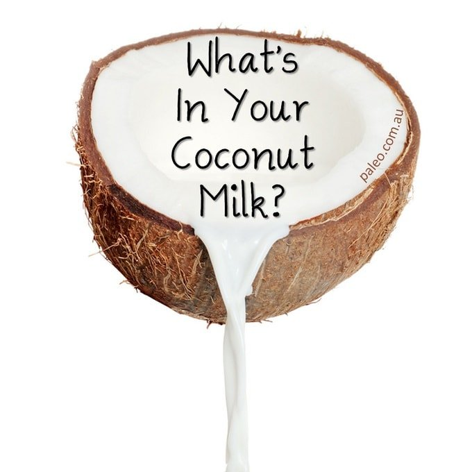 What's In Your Coconut Milk Ingrediants-min
