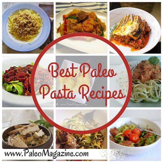 37 Delicious Paleo Pasta Recipes