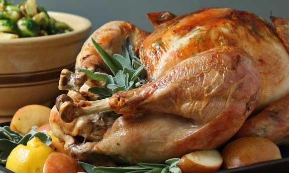 Paleo Thanksgiving Turkey
