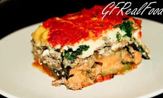 Paleo Turkey Lasagna