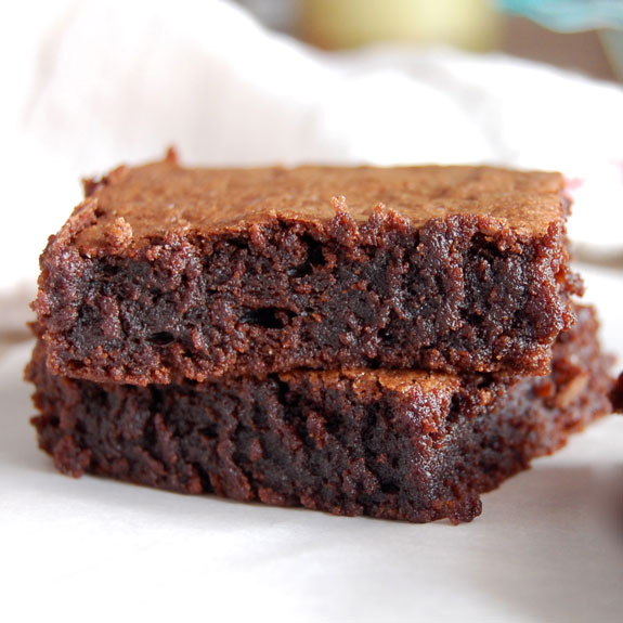 Paleo Classic Fudge Brownies