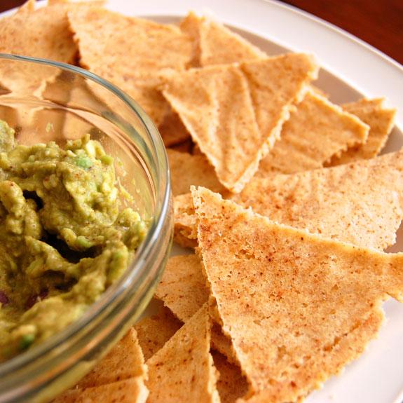 Paleo Corn Chip Salad