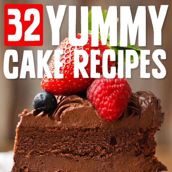 32 Yummy Paleo Cakes (Gluten-Free) | Paleo Grubs