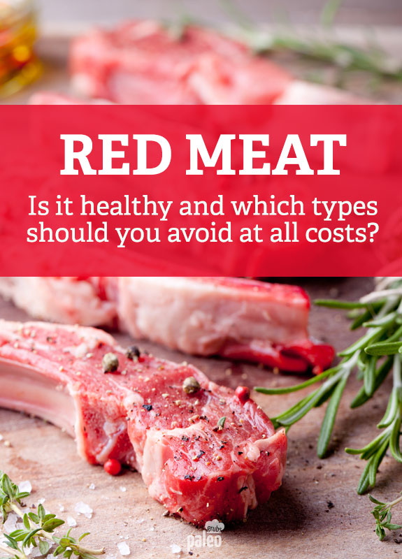 All Systems Red Ebook Red Meat And What You Need To Avoid Paleo Grubs