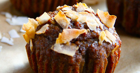 Toasted-Coconut-Banana-Muffins