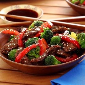 Paleo Teriyaki Beef Broccoli Recipe