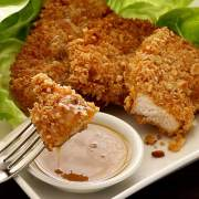 Paleo Newbie easy paleo and gluten-free Macadamia Nut Chicken recipe