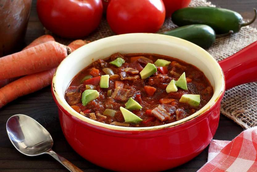 paleo chili recipe