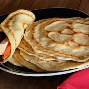 paleo tortillas - simple gluten-free recipe