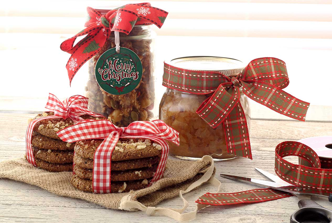 Christmas Homemade Gifts Easy Delicious Homemade Christmas Gifts Paleo Newbie