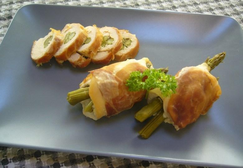 Paleo Chicken Roll Ups