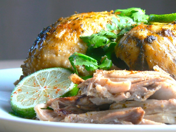 Paleo Slow Cooker Parsley Chicken